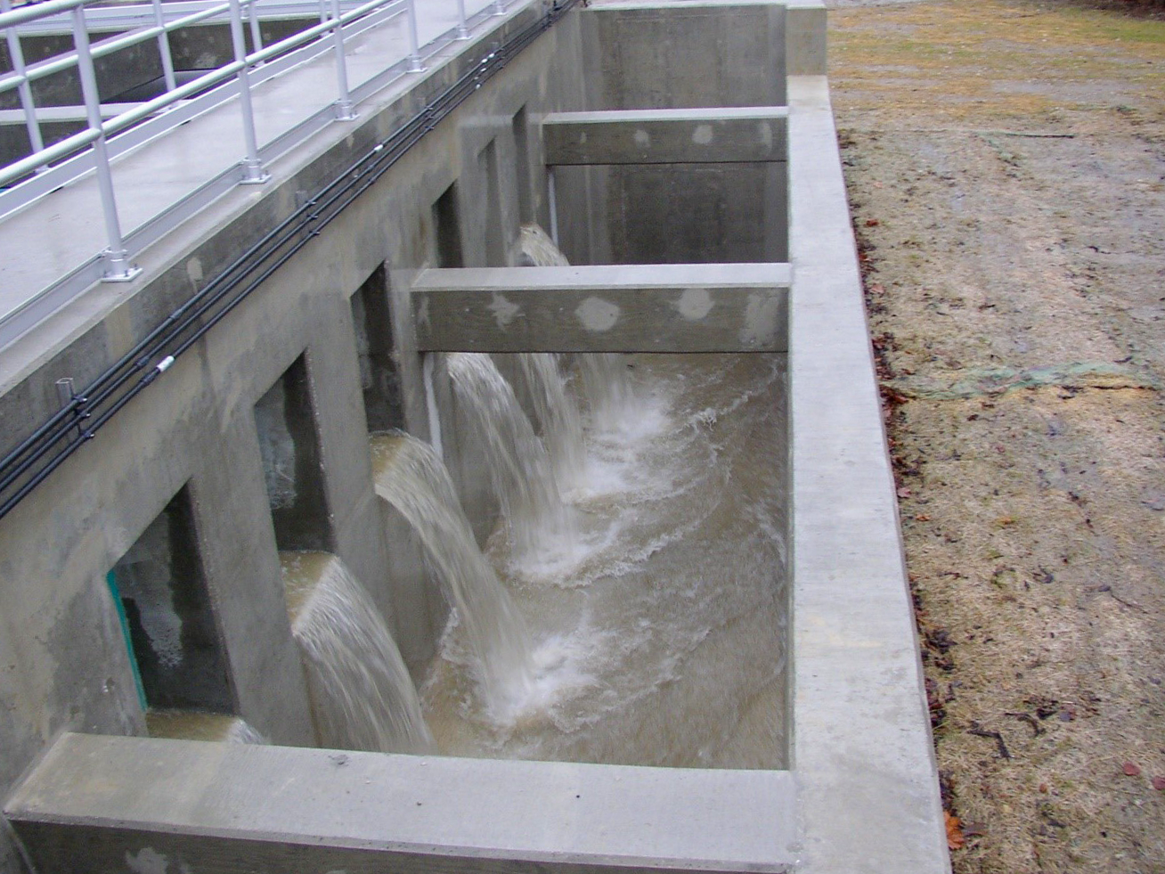 Combined Sewer Overflow Sluice